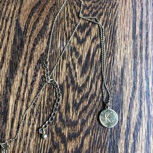 Beautiful Kate Spade ♠️ K necklace